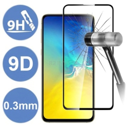 9D Glass Hua Mate 10 lite czarna