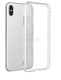 N. TPU 1mm iPhone X/XS (5,8) transparent